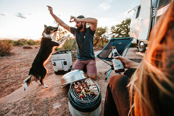 Best camping portable grill
