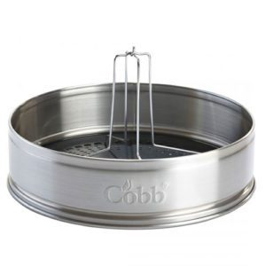 COBB Grill Extension Ring With Chicken Roasting Stand